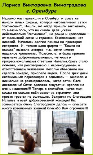 антикошка ОТЗЫВ