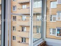 антикошка на раздвижной балкон